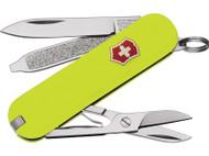 Swiss Army Classic Stayglow Yellow