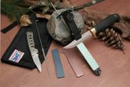 DMT Diamond Sharpening Kit - Aligner Sharpening System
