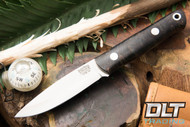 Mini Bushcrafter 3V Black Maple Burl
