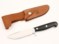 Hess Outdoorsman Black Micarta