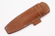 Alpha Leather Sheath - Brown Left