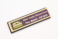 KME Gold Series - The Beast - 50 Grit Diamond Hone