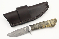 Hofsommer Forge California Buckey Burl Custom Hunter