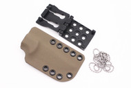 Sentry Kydex Sheath - FDE - Spring