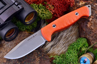 Ambush Sentry - Stonewashed - Sculpted Blaze Orange G-10