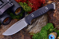 Ambush Sentry - Stonewashed - Sculpted Black G-10