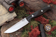 Gunny Hunter A2 Black Canvas Micarta