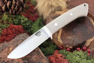 Classic Drop Point Hunter Elmax White C-Tek