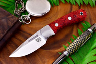 Essential - Bolster - Red & Gold Elder Burl