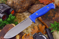 Ambush Alpha Gen 2 - Stonewashed - Sculpted Blue Glow G-10