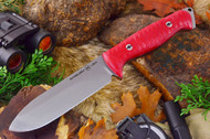 Ambush Alpha Gen 2 - Stonewashed - Sculpted Red G-10