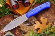 Ambush Tundra - Stonewashed - Blue Glow G-10