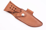 "4"" Field Sheath - Brown Right"