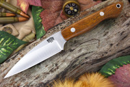 Bark River Mini Bush Seax Desert Ironwood #3