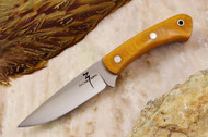 Zoe Crist Kestrel Natural Canvas Micarta