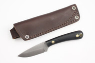 LT Wright Small Work Horse Saber Ground - Black Canvas - Red Liners