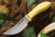 Jesse Hemphill High Falls Antique Ivory Micarta