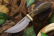 Jesse Hemphill High Falls Green Canvas Micarta