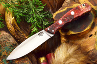 Bark River Canadian Special Red & Gold Elder Burl