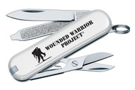 Swiss Army Wounded Warrior Project White Classic