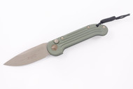 Microtech 135-13OD LUDT S/E - OD Green Handle - Bronze Blade