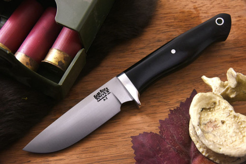 Bark River Fieldsman Black G-10