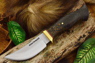 Jesse Hemphill High Falls - Moran Handle - Black Box Elder Burl