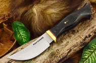 Jesse Hemphill High Falls - Moran Handle - Black Canvas Micarta