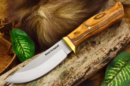 Jesse Hemphill Point Rock - Moran Handle - Bocote