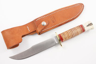 Hess Frontiersman Leather / Stag