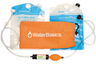 WaterBasics 2 Bag Walter Filtration Kit