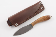 LT Wright Small Northern Hunter - AEB-L Flat Ground - Dark Curly Maple #4
