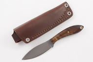 LT Wright Small Northern Hunter - AEB-L Flat Ground - Dark Curly Maple #5