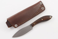 LT Wright Small Northern Hunter - AEB-L Flat Ground - Dark Curly Maple #9