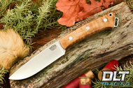 Fox River LT 3V Dark Curly Maple - #1