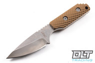 Strider SA - Spearpoint - PSF27 - Gunner Grip G-10