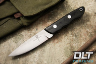 Zoe Crist Backpacker - Black Canvas Micarta