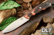 Canadian Special 3V LT Desert Ironwood Burl - Black Liners - Mosaic Pins