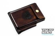 Hinderer Leather Notebook Set - Brown