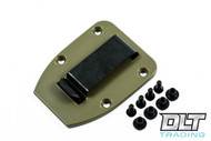 ESEE 3/4 Clip Plate - Olive Drab