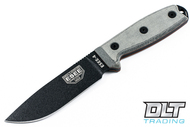 ESEE 4P - Black Blade - Knife Only