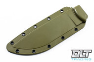 ESEE 6 Molded Sheath - Olive Drab