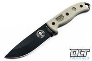 ESEE 5P - Black Blade