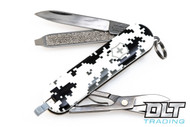 Swiss Army Classic SD White Digital Camo