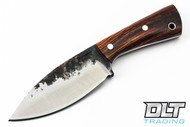 Lon Humphrey Brute de Forge Hunter - Spear Point - Cocobolo - #59