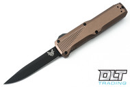 Benchmade 4600DLC-1 Phaeton - Flat Dark Earth