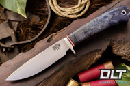 Ultra Lite Hunter 2 Blue & Gold Burl - #1