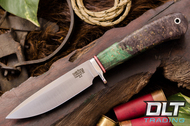 Ultra Lite Hunter 2 Charcoal & Green Elder Burl