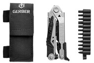 Gerber Center-Drive - Black Sheath - with Bit Set