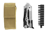 Gerber Center-Drive - Tan Molle Sheath - with Bit Set